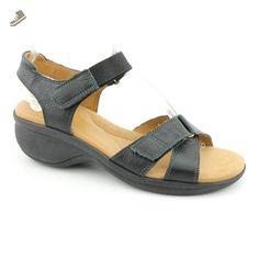 Easy Spirit Women's Fresna Sandal (8.5, Black) - Easy spirit mules and clogs for women (*Amazon Partner-Link)