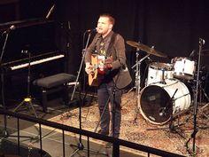 Steve Schubert live im E-Werk Erlangen