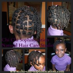 Senegalese Twist/Two Strand Twist Up-do (no hair added) styled by Keianna (KeeKee)