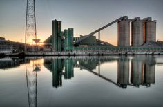 Marghera industry by Andrea Cacopardi, via Flickr