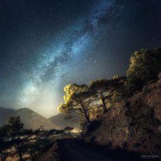 Away to Milky Way by m-eralp.deviantart.com on @DeviantArt