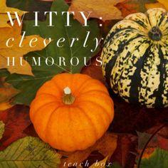 Free Box — Mud and Ink Teaching Tone Words, Free Boxes, Mud, November, Pumpkin, Teaching, Vegetables, November Born, Pumpkins