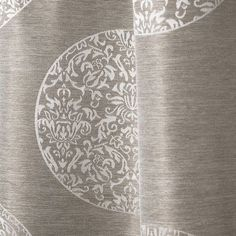 Exclusive Home Akola Grommet Curtain Panel Pair Natural - EH7918-01 2-84G