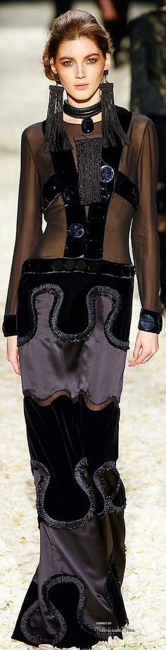 Tom Ford Fall 2015 RTW Los Angeles ♔THD♔