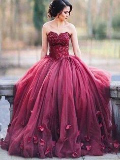 burgundy prom dress,strapless Prom Dress,A-line prom dress,gorgeous prom dress,ball - dream dress Strapless Prom Dresses, Ball Gowns Prom, A Line Prom Dresses, Dress Prom, Cheap Dresses, Dresses 2016, Dresses Uk, Party Dress, Maroon Prom Dress