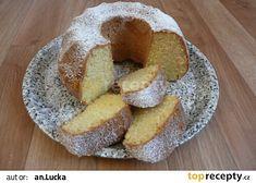 Vanilková bábovka recept - TopRecepty.cz Bagel, Doughnut, Bread, Food, Breads, Bakeries, Meals