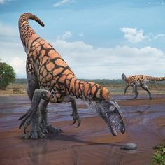 Jurassic Park, Jurassic World, Prehistoric Wildlife, Prehistoric Creatures, Reptiles, Mammals, Dinosaur Plant, Spinosaurus, Extinct Animals