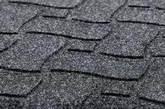 Fußmatte, Kleen-Tex, »Office«, ergonomische Anti-Ermüdungsmatte, schwarz, H: 18… Flooring, Wood Flooring, Floor, Floors