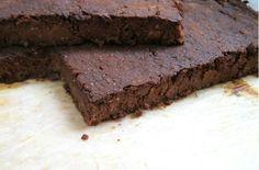 Chocolate Brownies - so little sweetener!!