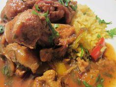 Chicken Adobo - ein tolles philippinisches Gericht, das nach zu Hause schmeckt