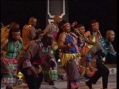 Soweto Gospel Choir - Ahuna Ye Tswanang Le Jesu Kammatla ДА... ВСЯКОЕ ДЫХАНИЕ ДА ХВАЛИТ ГОСПОДА. :) СПЛОШНОЙ ПОЗИТИВ! :)