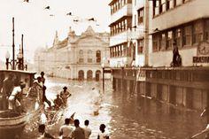 Enchente em Porto Alegre em 1941