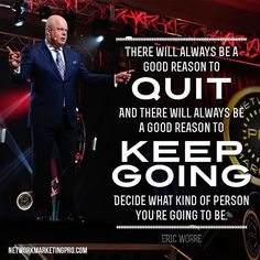 Can't wait to see Eric Worre in Nashville!! Who else is excited? #GoPro