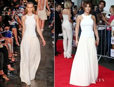 Cheryl Cole In Victoria Beckham – 'What To Expect When You're Expecting' London Premiere