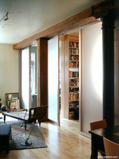 RAYDOOR :: Transparent Sliding Doors - Sliding Wall (SW) Photo Gallery