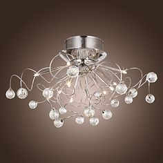 Modern Crystal chandelier with 11 Lights  – USD $ 174.99