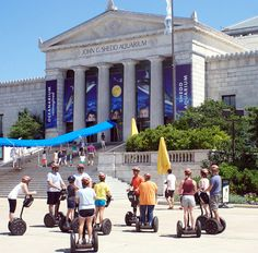 Photo of Absolutely Chicago Segway Tours