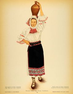 Hello all, Today I will do a short partial overview of the peoples and costumes of Transylvania. Much silliness has been written. Folk Embroidery, Learn Embroidery, Embroidery Designs, Modern Embroidery, Popular Costumes, Costumes For Women, Traditional Dresses, Traditional Art, Romanian Women