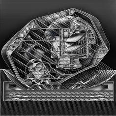 Danny Karas + Austin Samson. B.Arch // New Painterly