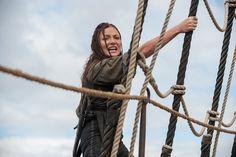 rockpirate87: Anne Bonny in Black Sails 3x10  source: Inverse