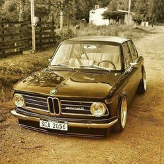 Love this little beamer!! #bmwvintagecars