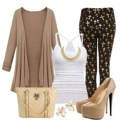 I love this outfit.