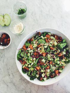 The Fall Salad You W
