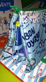 PANDIELLEANDO: Estuche Triple (tutorial) Free Sewing, Sewing Tutorials, Sewing Ideas, Handmade Bags, Zipper Pouch, Purses And Bags, Diy And Crafts, Quilts, Pattern