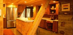 Peterson Cabin Addition | SALA Architects Inc.