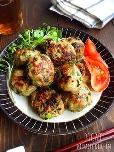♡作りおき&お弁当にも♡超簡単ニラ味噌つくね♡【時短*節約*ひき肉】|レシピブログ