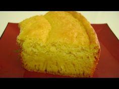 BOLO DE MILHO com sabor de pamonha - YouTube