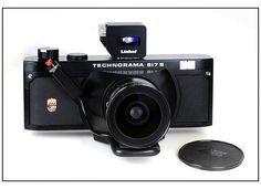 ★良品★LINHOF TECHNORAMA 617 S + SUPER-ANGULON 90/5.6 MC + ファインダー