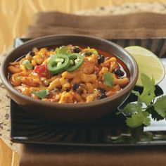 Chili Mac Recipe from Taste of Home