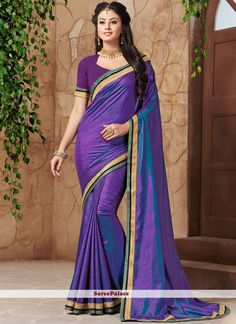 Designer saree and trendy saree available in a variety of latest designs. Shop this energetic lace and zari work blue traditional designer saree. Indian Beauty Saree, Indian Sarees, Working Blue, Trendy Sarees, Designer Sarees Online, Traditional Sarees, Saree Dress, Georgette Sarees, Blue Art