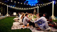 Athena Calderones Summer party