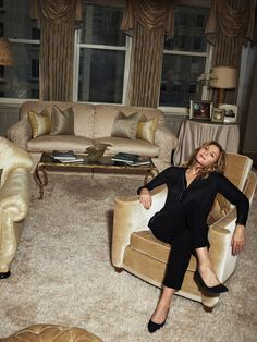 Kim Cattrall's New York City Apartment Is As Sultry And Fabulous As You'd Expect It To Be