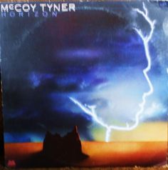 McCoy Tyner (from John Coltrane fame) Horizon Original Promotional Milestone release M 9094 Jazz Piano Vinyl (1980)
