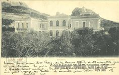 Ecole Francaise, Didotou 6, Athenes, 1874 France, Documentary, Old Photos, Taj Mahal, Centre, Artsy, Building, Travel, Old Pictures