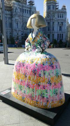 Diego Velazquez, Summer Vacations, Wooden Dolls, Art Projects, Street Art, Spanish, Ceramics, Gallery, Cute