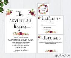 DIY Floral Wedding Seating Chart Printable Template Wedding - Wedding invitation templates: seating chart template wedding