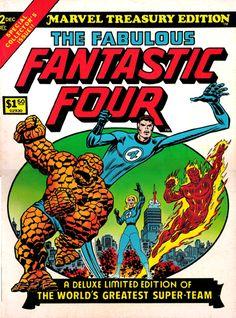 Fantastic Four Marvel Treasury Edition 2
