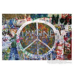 Hippie Posters at discount prices from HippieShop.com