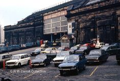 Bradford_Exchange_c1972_m | by robertcwp Yorkshire City, West Yorkshire, Disused Stations, Northern England, Bradford Exchange, Train Pictures, Local History, Old West, Historical Photos