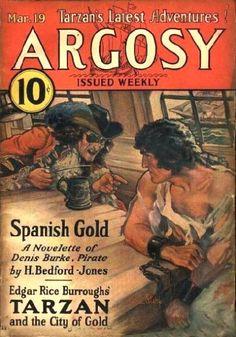 Argosy - March 19, 1932 - Tarzan and the City of Gold 2/6
