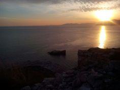 The best sunset