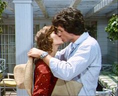 Dallas Bobby and Pamela Ewing I Fall In Love, Falling In Love, Charlene Tilton, Southfork Ranch, Patrick Duffy, Dallas Tv Show, Victoria Principal, Texas, Child Love