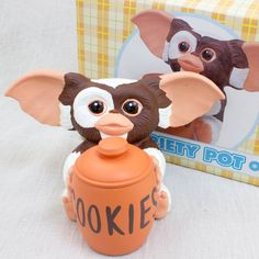Gremlins 2 Ceramics Variety Pot Gizmo Figure Jun Planning JAPAN #JunPlanning