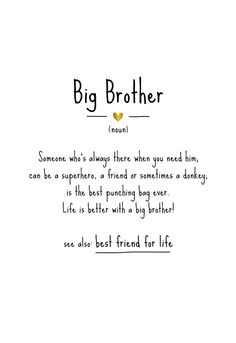 Brother Poems From Sister, Bro And Sis Quotes, Brother Sister Love Quotes, Sister Quotes Funny, Funny Quotes, Brother Sister Relationship Quotes, Funny Brother Birthday Quotes, Nephew Quotes, Funny Sister