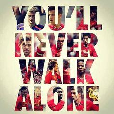 You'll Never Walk Alone Liverpool Anfield, Liverpool Football Club, Liverpool Fc Wallpaper, Premier League Soccer, This Is Anfield, Toronto Fc, Best Football Team, Women's Football, Fc Bayern Munich