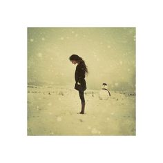 Winter found on Polyvore featuring pictures, backgrounds, people, winter and models